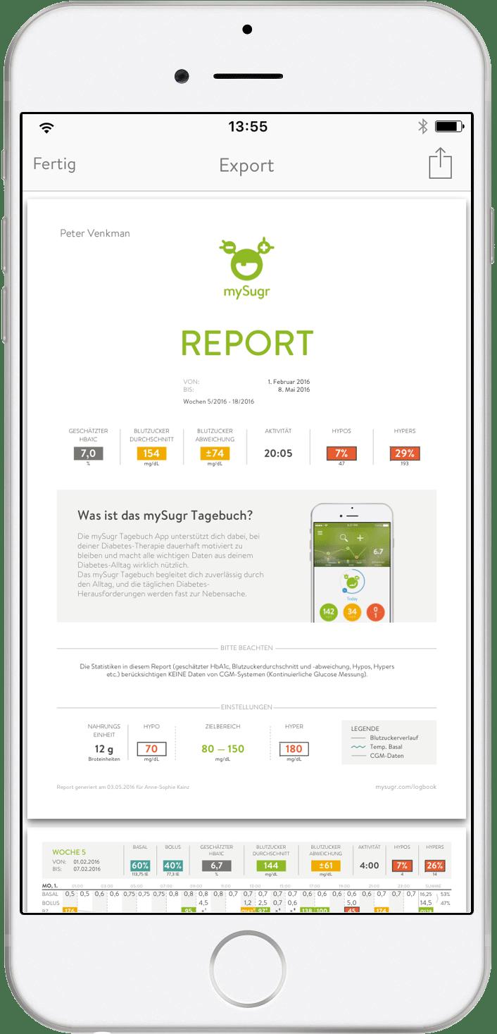 logbook-de-report